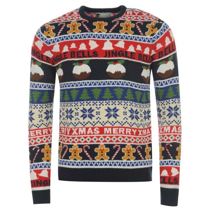 18 best Christmas jumpers images on Pinterest   December, Blue ...