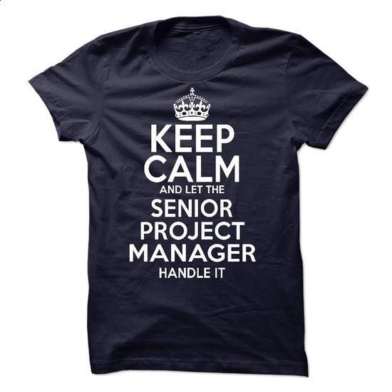 Senior Project Manager - #novelty t shirts #cool tee shirts. ORDER NOW => https://www.sunfrog.com/LifeStyle/Senior-Project-Manager-58892125-Guys.html?60505