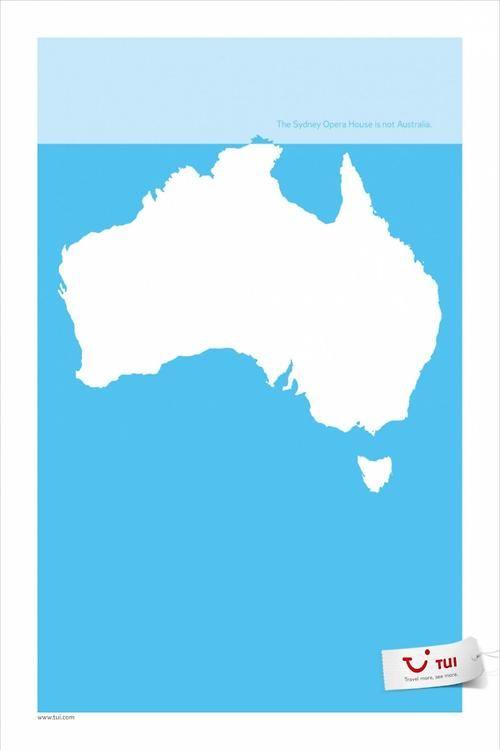 The Sydney Opera House is not Australia.