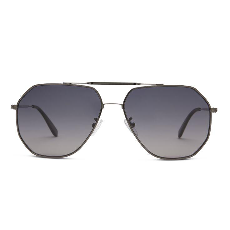 'Piero' (1970) in Gun - Oliver Goldsmith Sunglasses