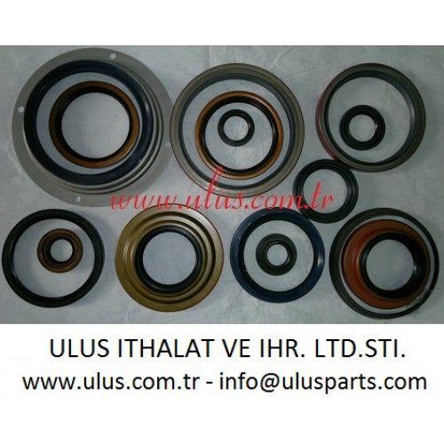 Engine Seal Crankshaft, Komatsu, Cummins, Isuzu, Yanmar, Nissan Engine spare parts