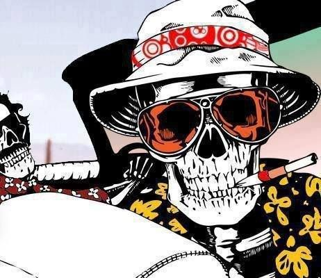 Johnny Depp KILL. Fear and Loathing in Las Vegas..put this as a skin on your phone for only $5. Www.mobileart.co.za