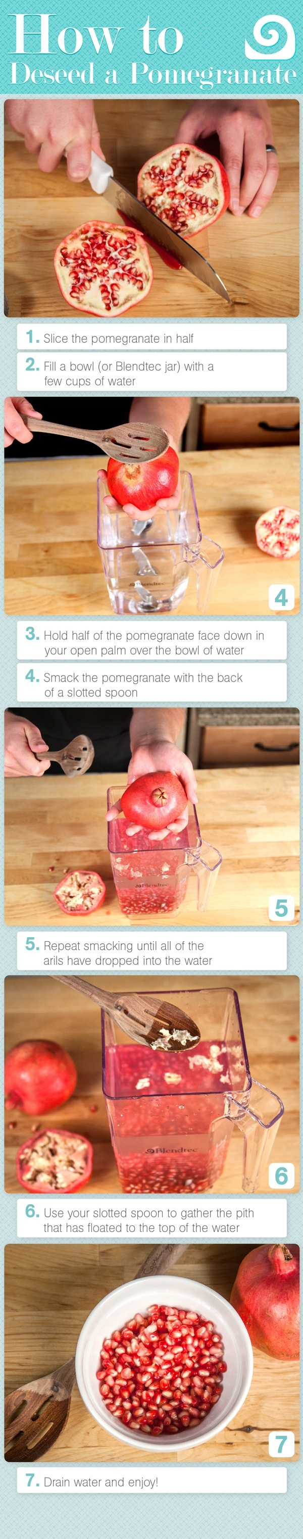 #POMEGRANATE - This will come in handy!