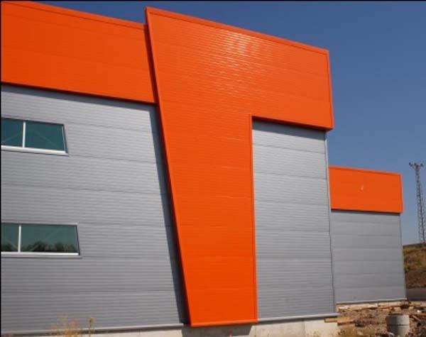 27 best facade of sandwich panels images on pinterest. Black Bedroom Furniture Sets. Home Design Ideas