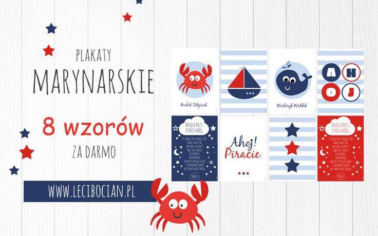 Plakaty marynarskie do druku
