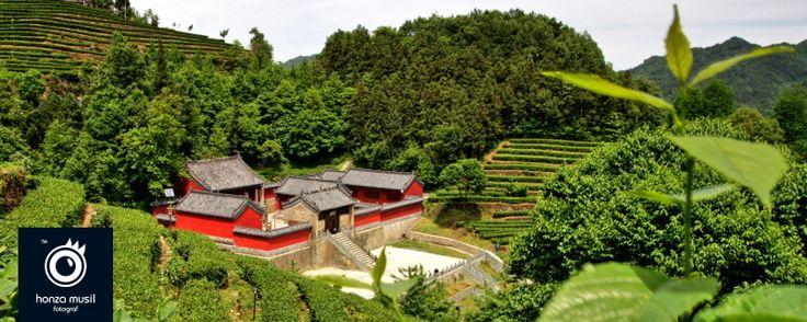 Čína - Wudang Chrám 8 nesmrtelných