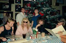 Def Leppard - Dec 12, 1987 at Hard Rock - Houston