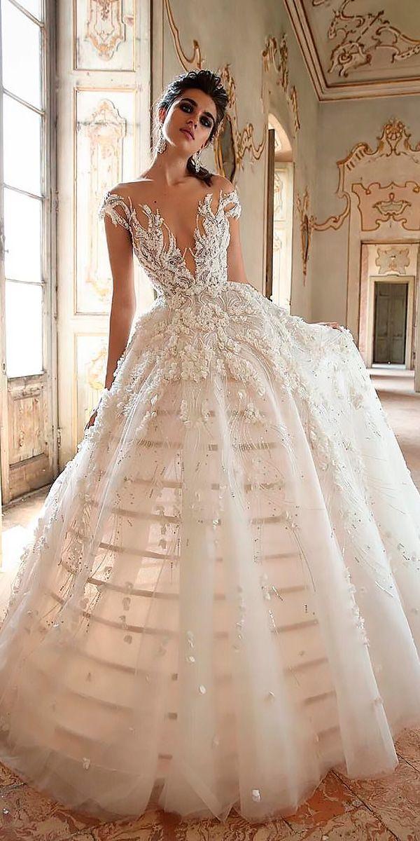 Best 25+ Revealing wedding dresses ideas on Pinterest ...
