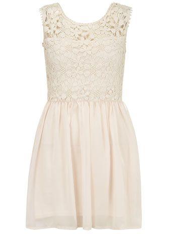 Petite robe en mousseline - Robes ajustées & evasées  - Robes  - Vêtements