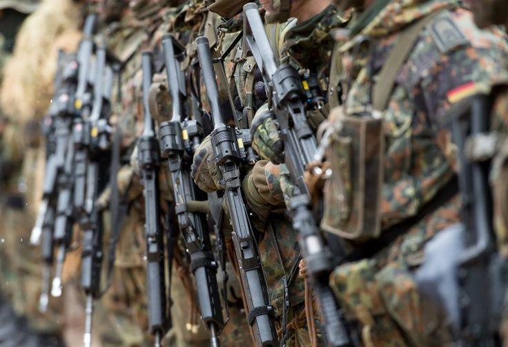 Bundesregierung: Zivilschutzkonzept spielt Aktivierung der Wehrpflicht durch - SPIEGEL ONLINE - Politik