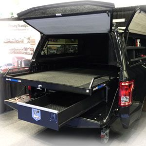 Truck Bed Storage Drawers   MobileStrong