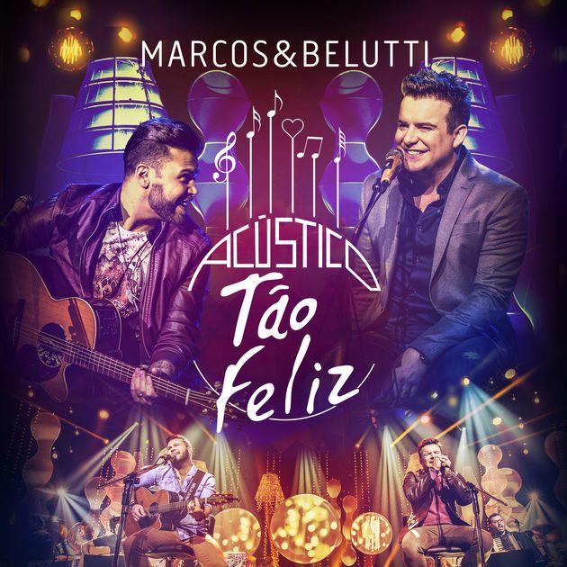 Marcos & Belutti - Mar de Lágrimas part. Roupa Nova | DVD Acústico Tão Feliz