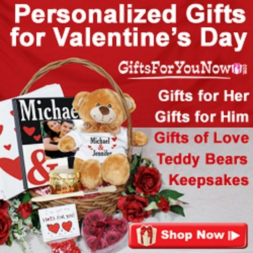 personalized valentines day gifts show the one you love this valentines day how much - Customized Valentines Day Gifts