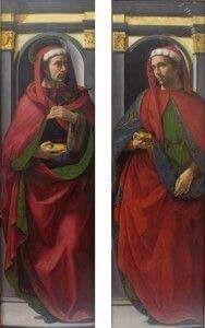 #santidelgiorno Cosma e Damiano