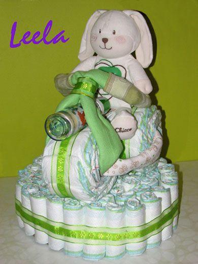 Plienkova torta pre synovca Maxima