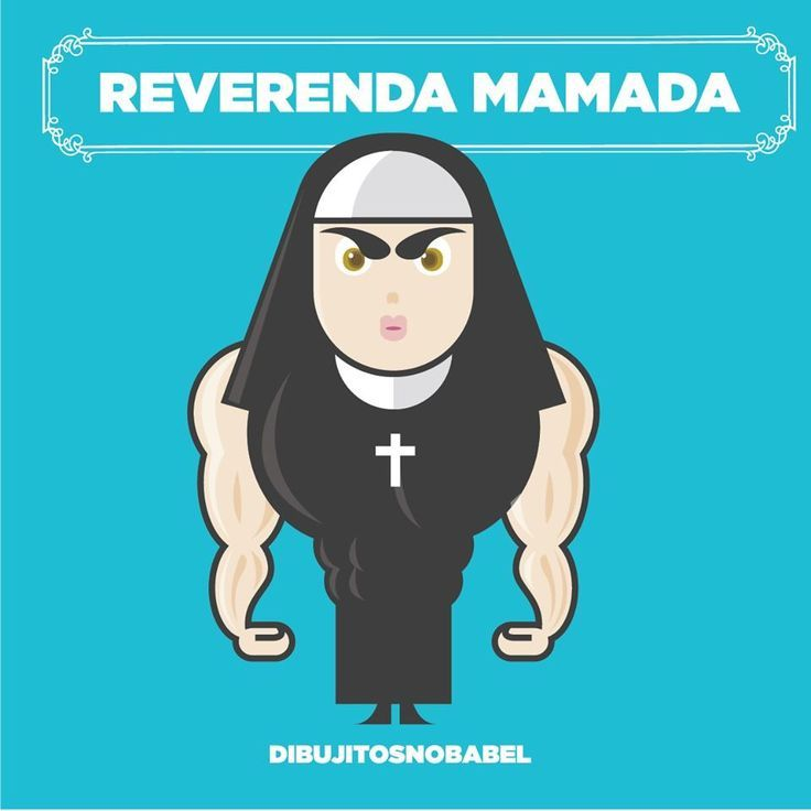 Reverenda mamada - Happy drawings :)