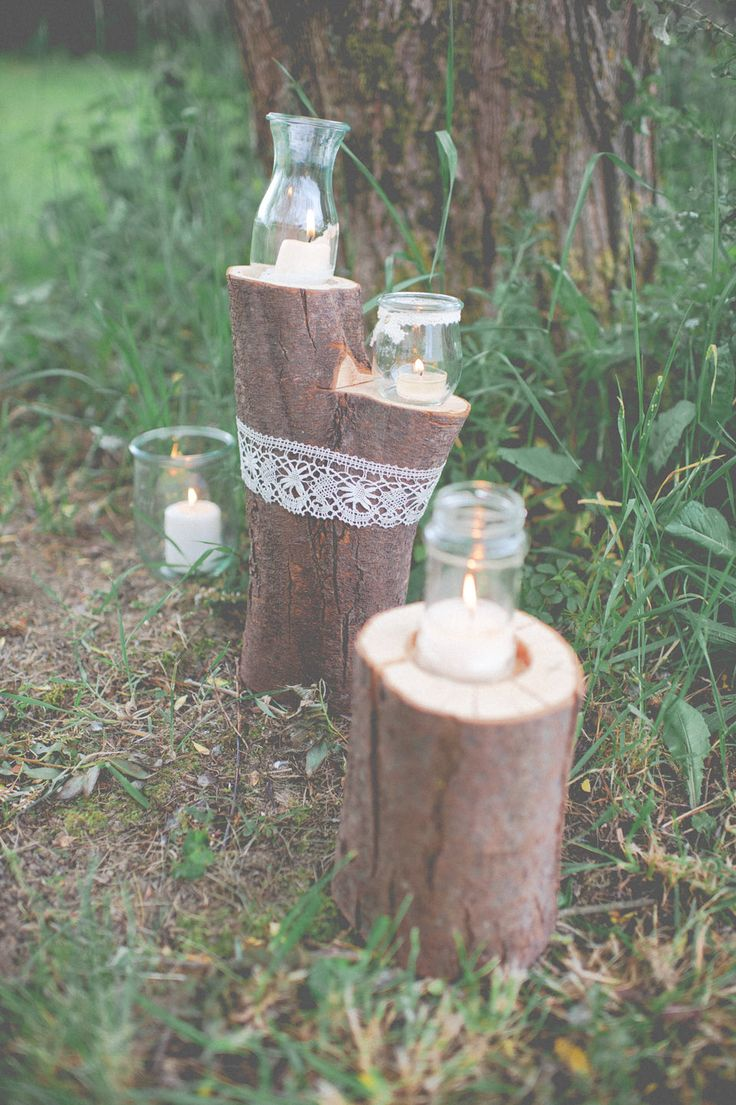 Rustikal konzipiertes Hochzeitsflair von Anmut und Sinn fotografiert von Anija Schlichenmaier Fotografie