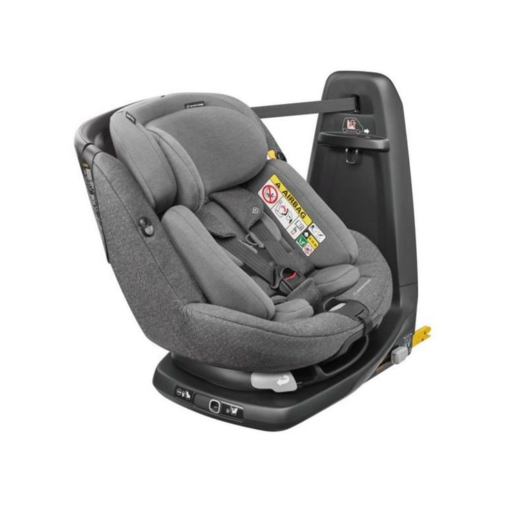 Maxi Cosi AxissFix Plus i-Size Car The new Maxi-Cosi Axiss Fix Plus is a baby  toddler car seat which offers top safety and the convenience of the 360° rotation, from birth up to approx. 4 years. The Axiss Fix Plus combines state-of-t http://www.MightGet.com/march-2017-1/maxi-cosi-axissfix-plus-i-size-car.asp