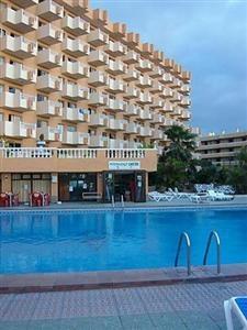 Apartamentos Caribe, Playa de Las Americas, Tenerife #Canarias