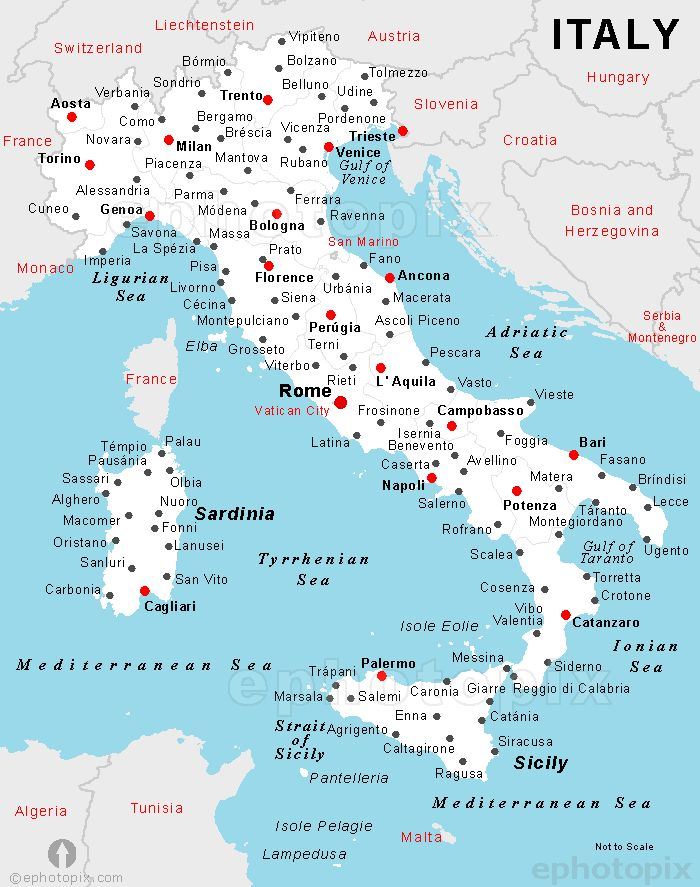 City Map Of Italy In English.City Map Of Italy International Map