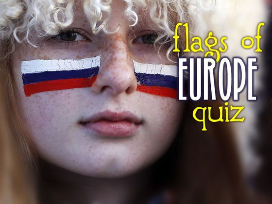 Quiz: Can You Remember The Flags Of Europe?
