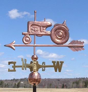 farm tractor weather vane                                                                                                                                                                                 More