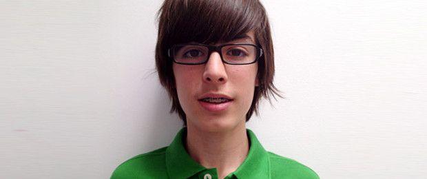 Garoto de 13 anos cria aplicativos!