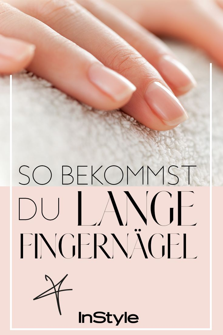 Mit diesem Beauty-Produkt bekommst du endlich lange Fingernägel