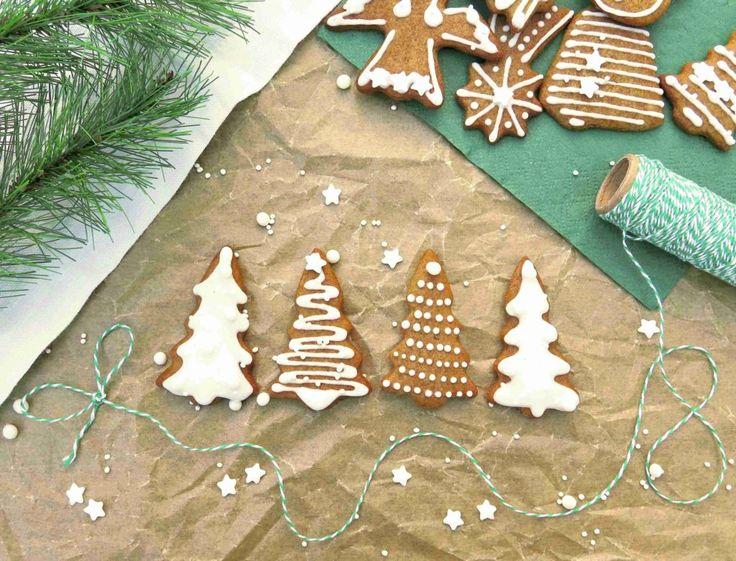 Pepparkakor - švédské vánoční perníčky // Ochutnejte svět - blog mezinárodní kuchyně