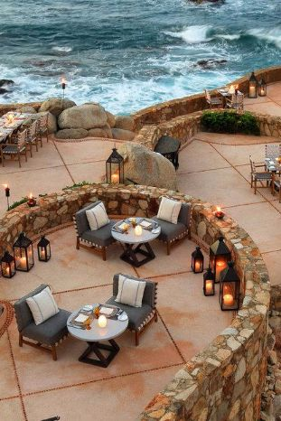 Enjoy a meal at one of the resort's dining establishments, which include 6 restaurants and a coffee shop/café. Esperanza Resort (Cabo San Lucas, Mexico) - Jetsetter