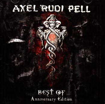 Výběrové album skupiny Axel Rudi Pell na cd