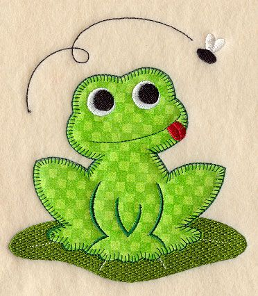 Frog (Heirloom Applique)                                                       …