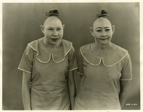 Gorgeous cast portraits from Tod Browning's 'Freaks' (1932)   Dangerous Minds