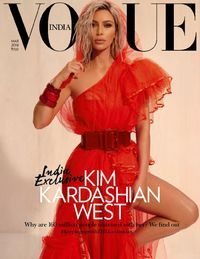 March 01, 2018 issue of VOGUE India. Available now at WCL via RB Digital.
