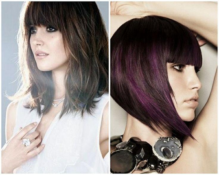 Oltre 20 migliori idee su m ches di colore su pinterest striature capelli blu meches capelli - Bagno di colore su meches ...