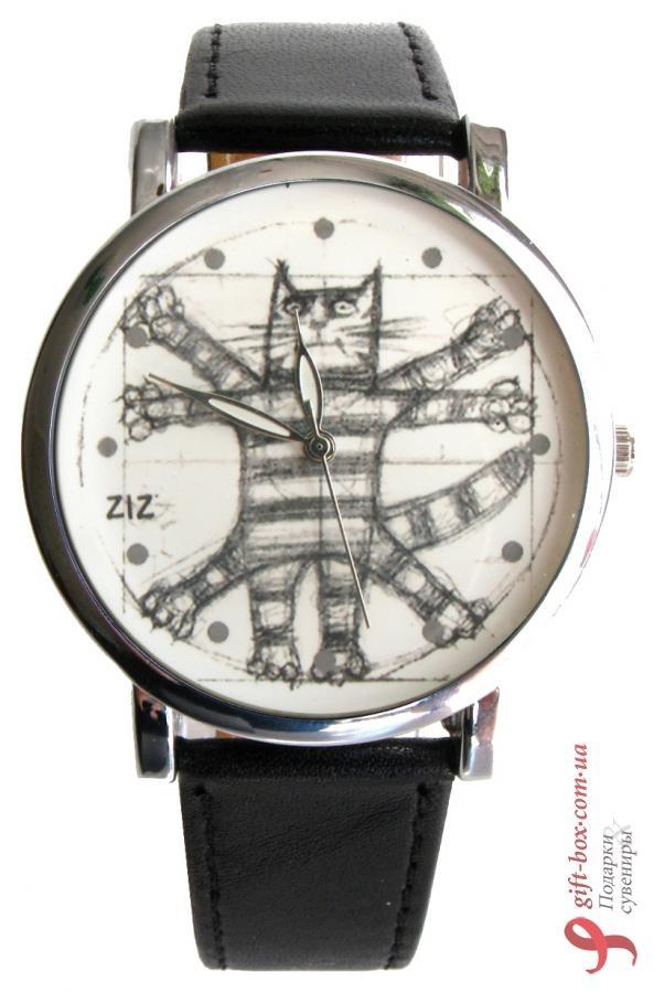 """Wristwatches ZIZ «Cat da Vinci"""""""