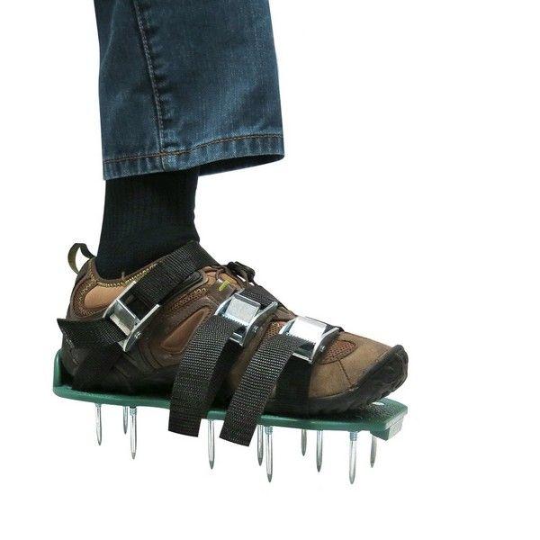 Punchau Shoes Manual Lawn Aerators