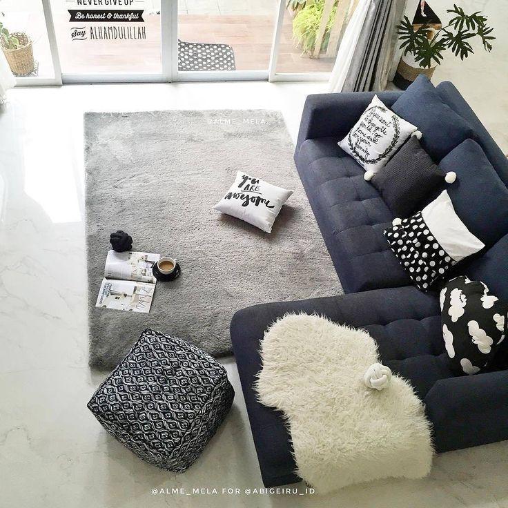 30 Desain Interior Ruang Tamu Minimalis Modern Terbaru 2019 | Dekor Rumah...
