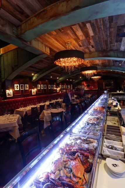 La Queue de Cheval Steakhouse & Angry Lobster Seafood Lounge