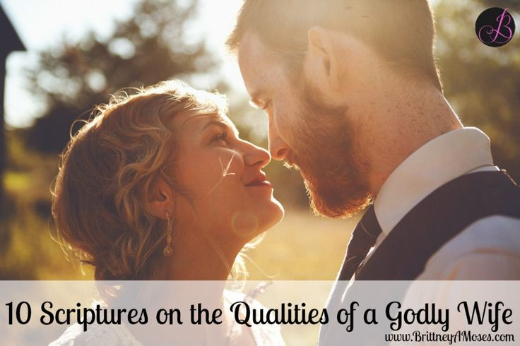 10 Qualities Of A Good Wife