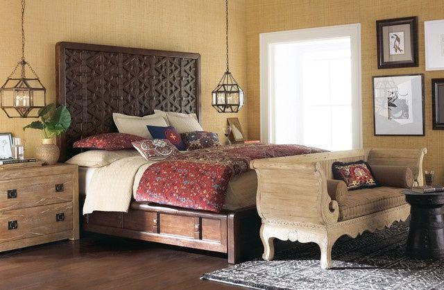 travelers bedroom