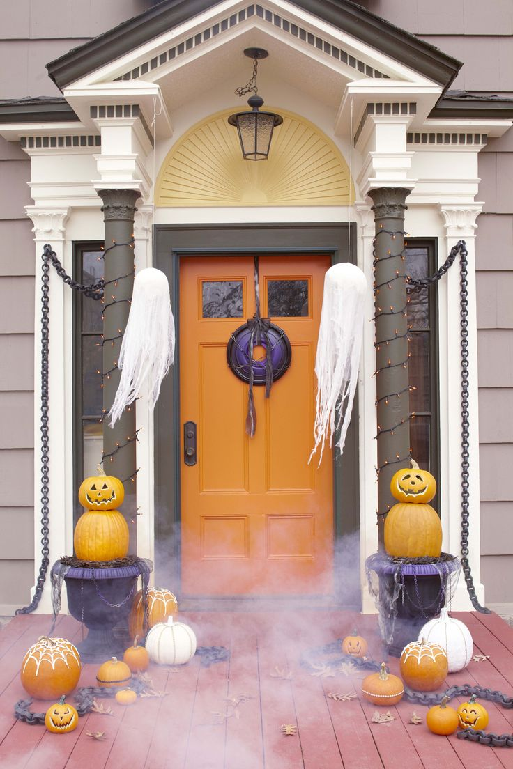 haunt your home with these easy to make halloween decorations - Lowes Halloween Decorations