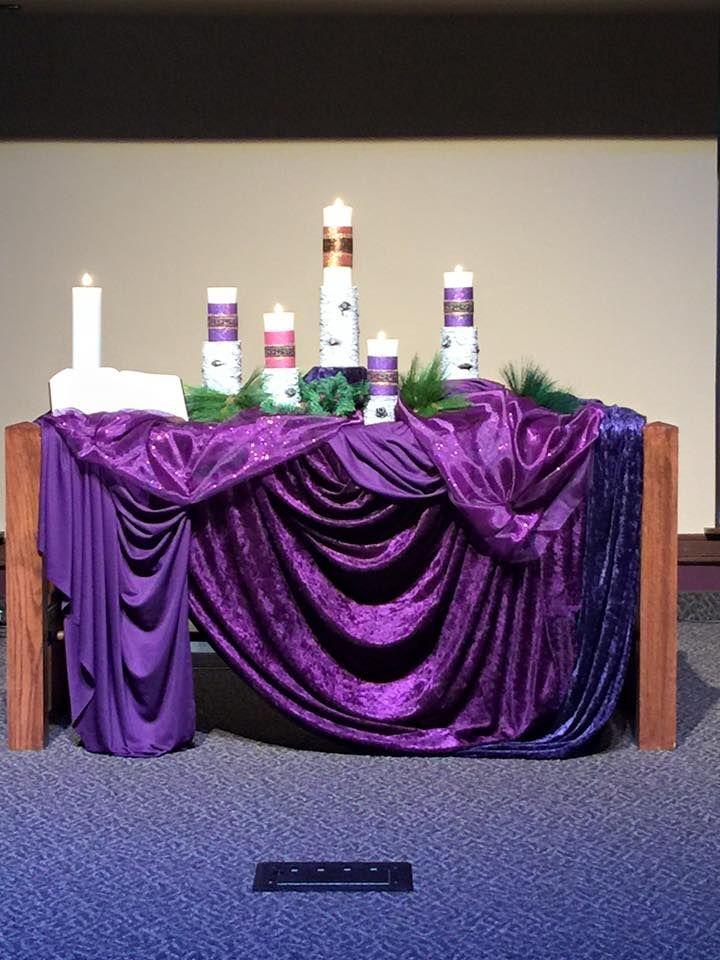 Grace Avenue UMC, Frisco, TX, Advent