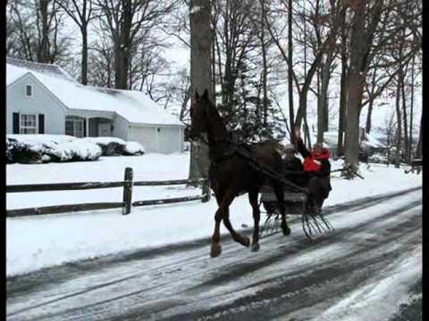 Dolly Parton-Sleigh Ride Winter Wonderland