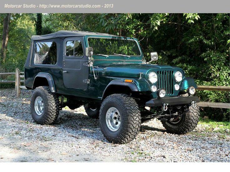 260 best images about jeep cj8 scrambler on pinterest - Western mass craigslist farm and garden ...