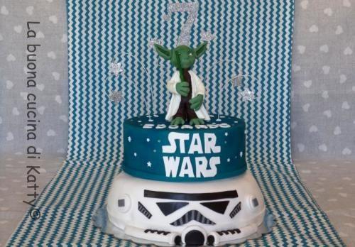 Cibo: #Torta #Star #Wars - Star Wars cake (link: http://ift.tt/2d2DWBY )