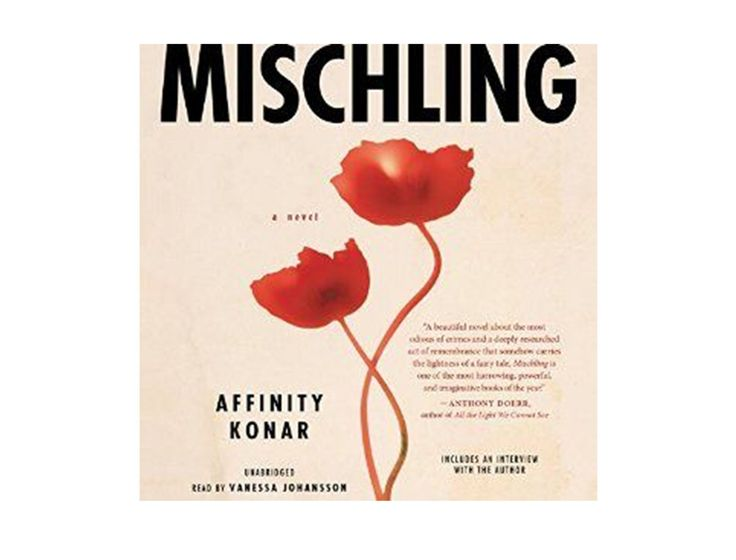 The Mischling by Affinity Konar, read by Vanessa Johansson