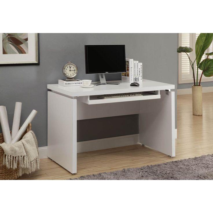 The 25 best Long computer desk ideas on Pinterest Desk for
