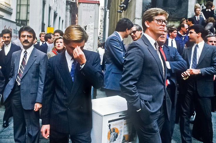Black monday at 30 wall street remembers the 1987 stock