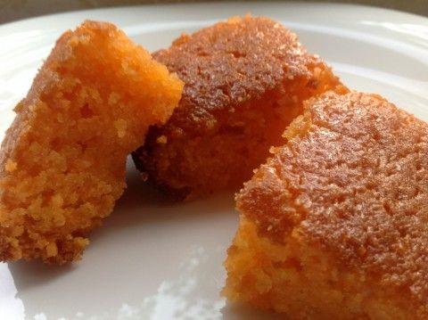 Арабские сладости. Басбуса египетская.
